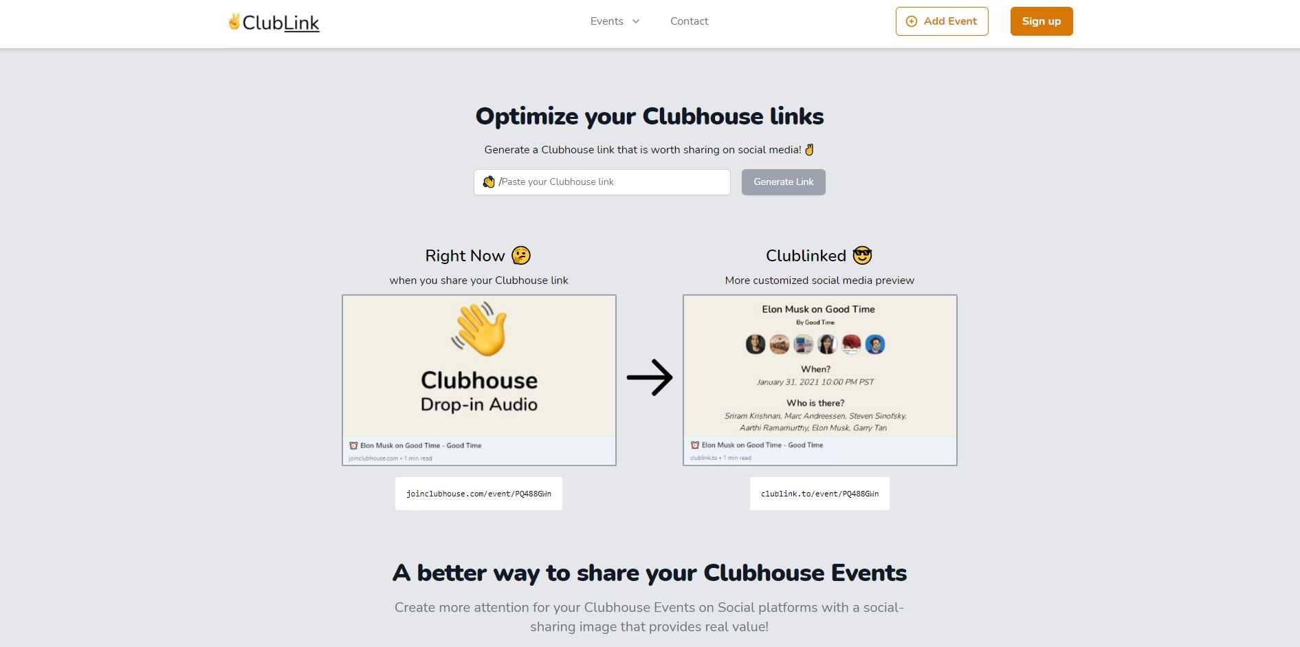 Clubhouse-Tools-Clublink-Portal-SEO-Online