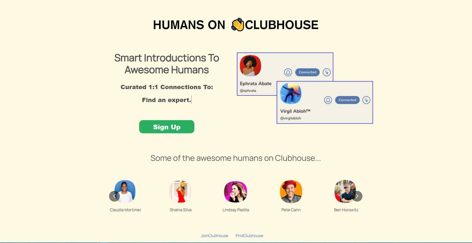 Clubhouse-Tools-Humans-of-Clubhouse-Portal-SEO-Online