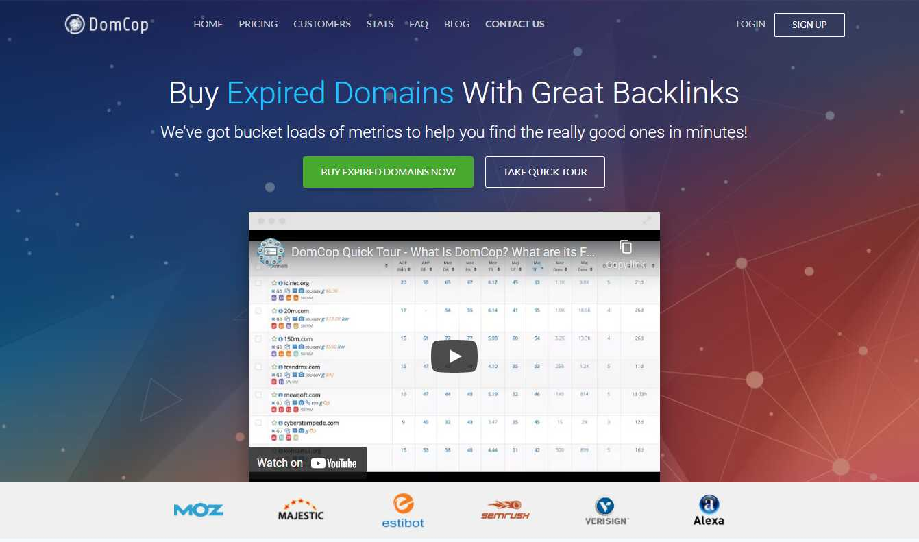 DomCop-Buy-Expired-Domains-With-Great-Backlinks-Portal-SEO-Online